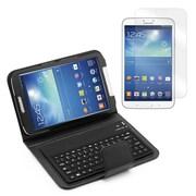 "Mgear Accessories Samsung Galaxy Tab 3 Bluetooth Keyboard Folio with Screen Protector, 8.0"" (93587444M)"