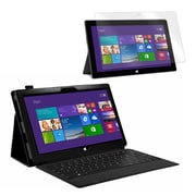 Mgear Accessories 93587696M Double Fold Folio Case for Microsoft Surface Pro 2 Tablet, Black