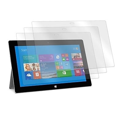 Mgear Accessories Microsoft Surface 2 Screen Protector, 3/Set