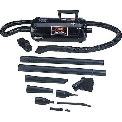 Metropolitan Vacuum Cleaner Vac 'N' Blo Automotive Series Portable Vacuum Cleaner, Black 46160
