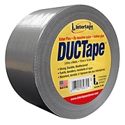 """Intertape® Fix-It AC15 7 mil Utility Duct Tape, 1.87"""" x 60 yds., Silver, 3 Roll"""