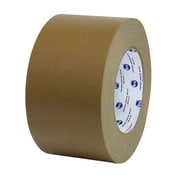Intertape® PM2 24mm x 54.8m Medium Grade Paper Flatback Tape, Tan, 36 Roll