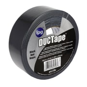 "Intertape® Economy Cloth Duct Tape, 2"" x 60 yds., Black, 24 Roll"