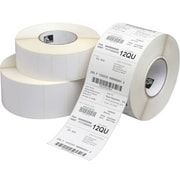 "Zebra® PolyPro 4000T 2 3/4"" x 1 1/4"" Polypropylene Thermal Transfer Label For 110PAX3 Printer"
