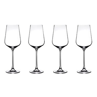 Conair® Vivere All Purpose/Red Wine Glass, 4/Set