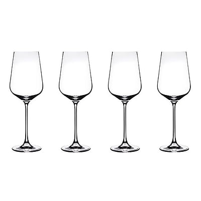 Conair® Vivere All Purpose/Red Wine Glass, 4/Set