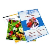 Royal Sovereign® 3 mil Thermal Laminating Pouches, Menu Size, 50/Pack (RF03MENU050)