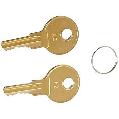 APG Cash Drawer® PK-8K-A2 Key Set For Cash Drawer