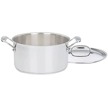 Conair® 6 Quart Chef's Classic Stockpot