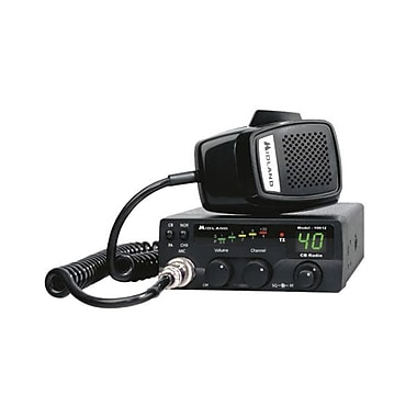 Midland 1001Z 40 Channels 4 Watt RF Gain CB Radio