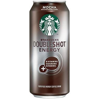 Starbucks Double Shot Mocha 15 Oz., 8/Pack