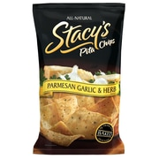 Stacy s Pita Parmesan Chips Garlic & Herb 12/Pack 3 Oz.