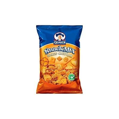 Quaker Cheddar Baked 1.75 Oz. Snack, 48/Pack 1057314