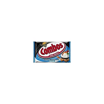 Combos Buffalo Blue Cheese Pretzel Baked Snacks 1.8 Oz., 36/Pack