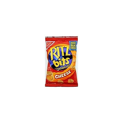 Ritz Bits Sandwiches with Cheese, 48/Pack