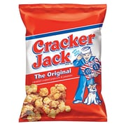 Cracker Jack Caramel Coated Popcorn & Peanuts 2.87 Oz., 36/Pack