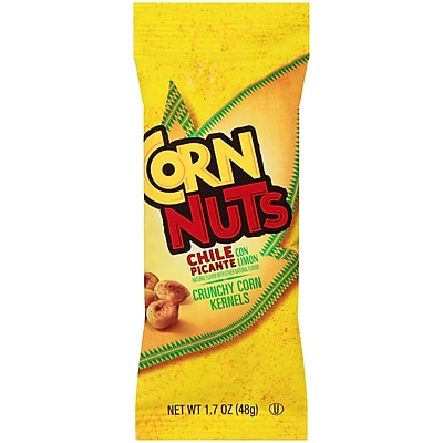 Corn Nuts Chile Picante con limon 1.7 Oz. 36/Pack