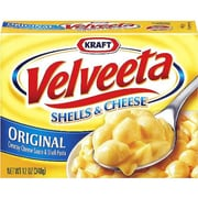 Velveeta Shells & Cheese Dinner 12 Oz, 8/Pack