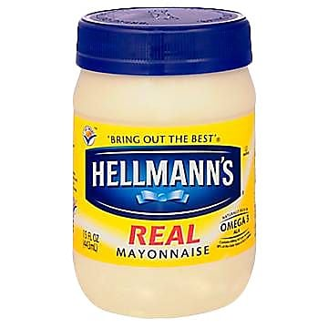 Hellmann s Real Mayonnaise, 6/Pack