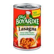 Chef Boyardee Lasagna 0.93 lbs., 16/Pack