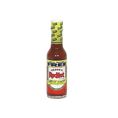 Frank s Redhot Cayenne Pepper Sauce, 24/Pack