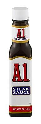 A1 Steak Sauce 5 Oz, 8/Pack