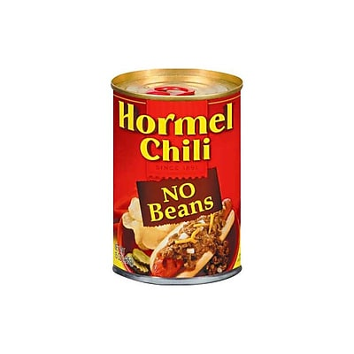 Hormel Chili No Beans 15 Oz., 12/Pack