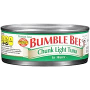 Bumble Bee Chunk Light Tuna in Oil, 16/Pack