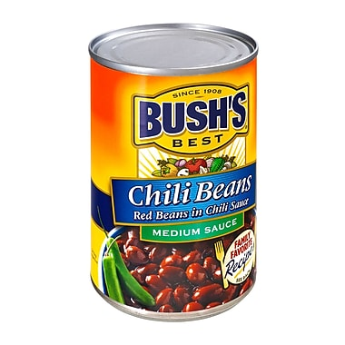 Bush Chili Beans 16 Oz., 24/Pack