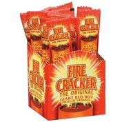Fire Cracker Giant Red Hot Pickled Sausage 1.75 Oz, 30/Pack