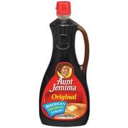Aunt Jemima Original 8/Pack 12 Oz Syrup