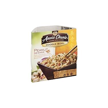 Annie Chun s Peanut Sesame Noodle Bowl 9.1 Oz. 12/Pack