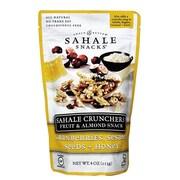 Sahale Snacks Cranberries Sesame Seeds Honey Crunchers 8/Pack