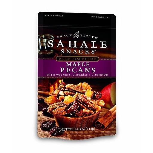 Sahale Snacks Maple Pecans 4 Oz., 6/Pack
