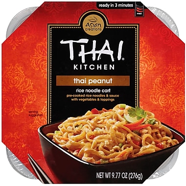 Thai Kitchen Rice Noodle Cart 9.77 Oz., 6/Pack