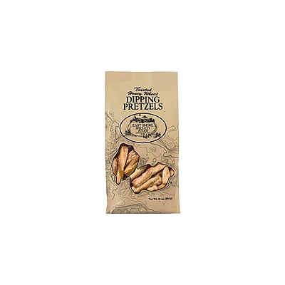 East Shore Twisted Pretzels, Honey Wheat 10 Oz., 12/Pack