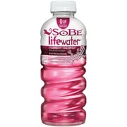 SoBe Lifewater Strawberry Dragonfruit, 12/Pack