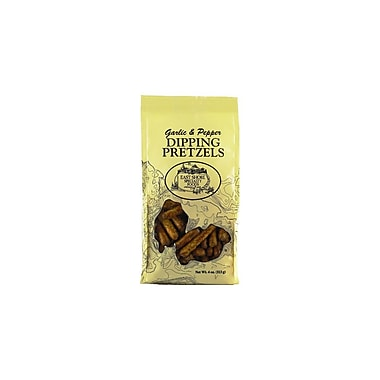 East Shore Specialty Foods - Garlic and Pepper Dipping Pretzels 4 Oz., 18/Pack