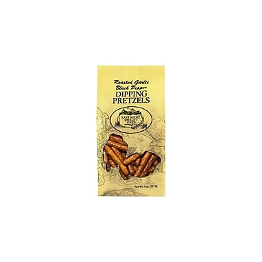 East Shore Dipping Pretzels, Garlic & Pepper 12/Pack 8 Oz.