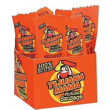 Tijuana Mama Penrose Pickled Sausage 2.4 Oz, 24/Pack