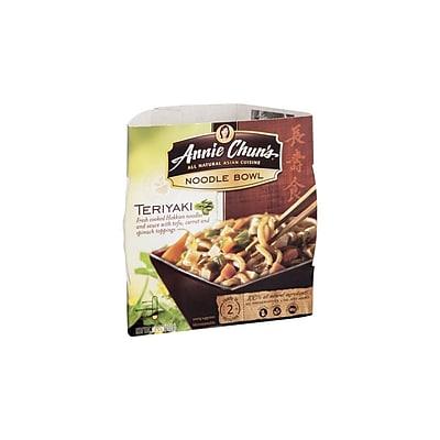 Annie Chun s Teriyaki Noodle Bowl 7.8 Oz., 12/Pack