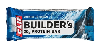 Clif Builder s Bar Cookies N Cream 2.4 Oz., 24/Pack
