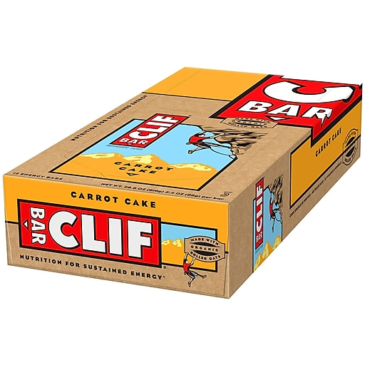 Clif Bar Energy Bar 2.4 Oz. 12/Box, 24/Pack