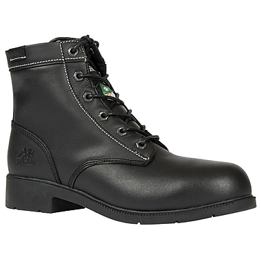 Moxie Trades Dani Ladies CSA/ESR Lightweight Duty Work Boots, Size 7, Black