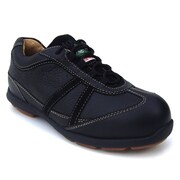 Moxie Trades Tara Ladies CSA/ESR Lightweight Oxford Safety Shoes, Black