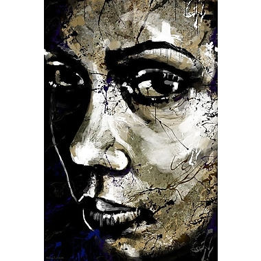 Maxwell Dickson Kimberly Painting Print on Wrapped Canvas; 20'' H x 16'' W
