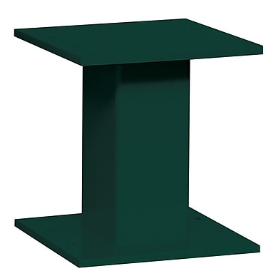 Salsbury Industries 1 Ft. H 4C Pedestal; Green