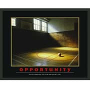 Frames By Mail Motivational Opportunity Framed Photographic Print