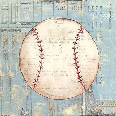 Evive Designs Play Ball I by Courtney Prahl Graphic Art