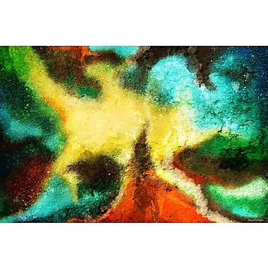 Maxwell Dickson Aura Painting Print on Wrapped Canvas; 16'' H x 20'' W